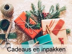 kerstcadeau-inpakken